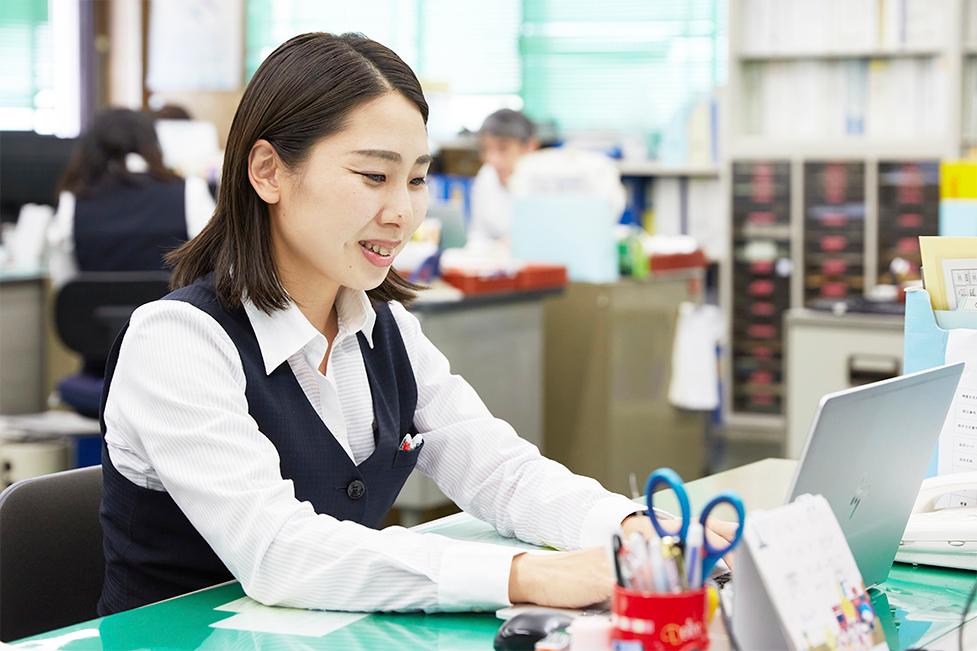 女性が働きやすい環境づくりに貢献したい